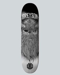 0 Greyson Skull 8.5 - Deck  H4DCATELP8 Element