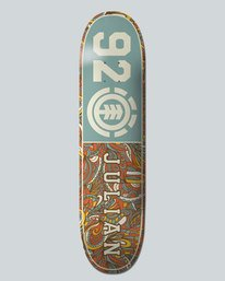 0 Julian92 Flrl 8.4 - Deck for Men  H4DCAUELP8 Element