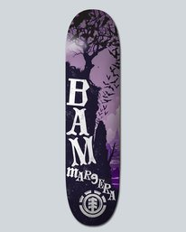 0 Bam Gnarled 8.25 - Deck  H4DCBVELP8 Element