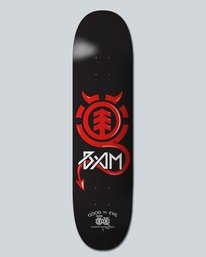 0 Bam Good V Evil 8.25 - Deck  H4DCBYELP8 Element