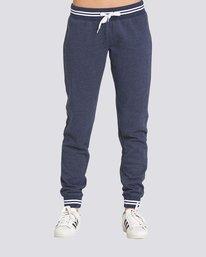 0 Groove Slim Fit Sweatpants Purple J311QEGR Element