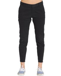 0 Shelley Slim Fit Sweatpants Black J312QESH Element