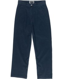 2 Olsen Pants Blue J347VEOP Element