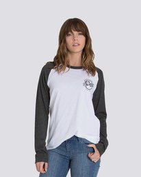 0 Flag Long Sleeve Raglan  J426MFLA Element