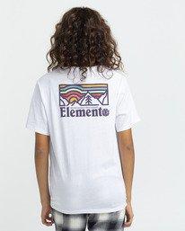 3 Landscape T-Shirt White J4523ELA Element