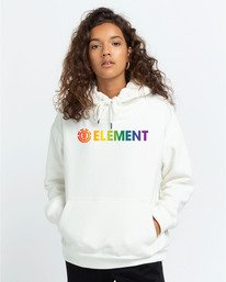 0 Logic Hoodie Orange J6203ELH Element