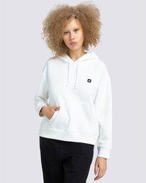 0 92 Pullover White J6293E92 Element