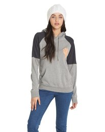 0 Say It Loud Hoodie Grey J637QESA Element