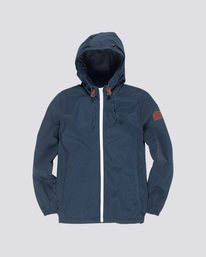 0 Home Free Jacket Blue J717VEHF Element