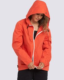 0 Home Free Jacket Red J717VEHF Element