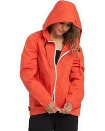 3 Home Free Jacket Red J717VEHF Element