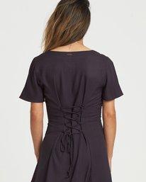 1 Sue Twill Dress Black JD381EST Element