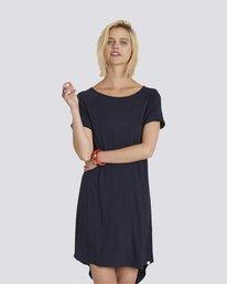 0 Lovely Tee Dress Blue JD46NELO Element