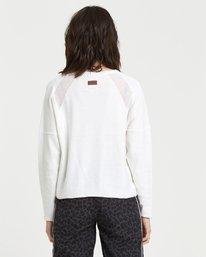 0 Rhapsody Sweater Top White JV331ERH Element