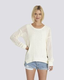 0 Voyage Knit Sweater Multicolor JV84NEVO Element