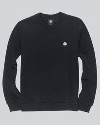 0 Cornell Classic - Sweatshirt for Men Black L1CRA1ELF8 Element