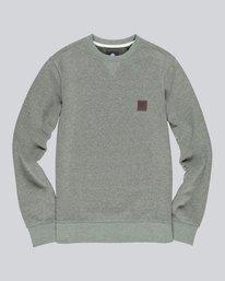 0 Heavy Cr - Fleece for Men  L1CRA3ELF8 Element