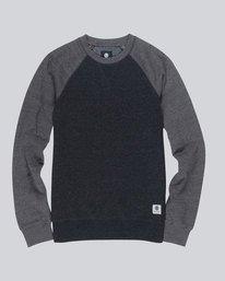 0 Meridian Block Cr - Fleece for Men  L1CRA6ELF8 Element