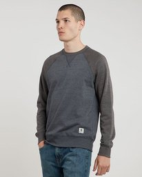 0 Meridian Block Cr - sweat pour Homme  L1CRA6ELF8 Element