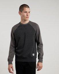 1 Meridian Block Cr - Fleece for Men  L1CRA6ELF8 Element
