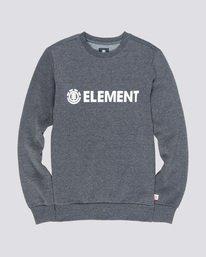 0 Blazin - Sweatshirt für Männer Grau L1CRA9ELF8 Element