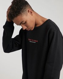 0 Made Crew - sweat pour Homme  L1CRB6ELF8 Element
