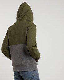 3 House Zh - Fashion Fleece for Men  L1FLA9ELF8 Element