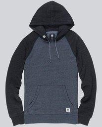 0 Meridian Block Ho - Fleece for Men  L1HOA6ELF8 Element
