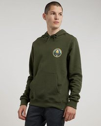 0 Ea Logo Printed Flee - Fleece for Men  L1HOB2ELF8 Element
