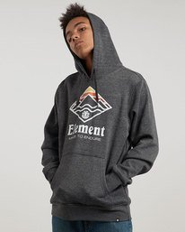 0 Layer Hood - Fleece for Men  L1HOB7ELF8 Element