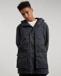 0 Roghan Plus - Jacket for Men Blue L1JKC9ELF8 Element