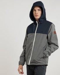 0 Alder 2 Tones - Jacket for Men Gray L1JKE2ELF8 Element