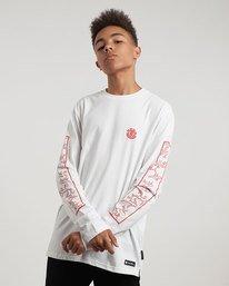 0 Kh Jump Ls Tee - Tee Shirt for Men  L1LSD4ELF8 Element