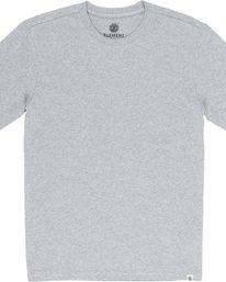 0 Basic Crew Ss - Tee Shirt for Men  L1SSA1ELF8 Element