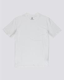 0 Crail - T-Shirt White L1SSE5ELF8 Element