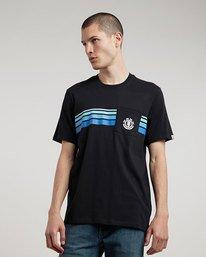 0 Dawn Pocket - Tee Shirt for Men  L1SSF1ELF8 Element
