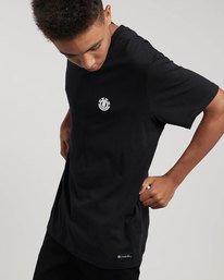 0 Kh Smile Ss Tee - Tee Shirt for Men  L1SSI2ELF8 Element