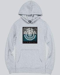 0 Reroute Hood Boy - Fleece for Boys  L2HOA5ELF8 Element