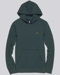 0 Cornell Classic Boy - Hoodie Green L2HOA6ELF8 Element