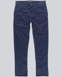 0 Howland Classic Boy - trousers for Boys  L2PTA1ELF8 Element