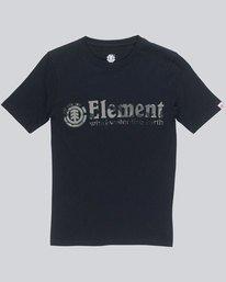 0 Bark Horizontal Ss B - Tee Shirt for Boys  L2SSA7ELF8 Element