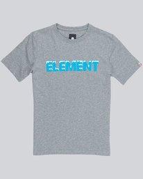 0 Snow Ss Tee Boy 1 - Tee Shirt for Boys  L2SSC7ELF8 Element