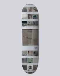 0 Polaroid Fred 8.5 - Deck for Men  L4DCHJELF8 Element