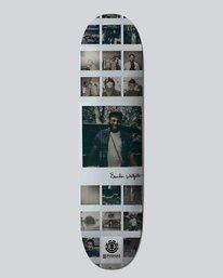 0 Polaroid Westgat 8 - Deck for Men  L4DCHKELF8 Element
