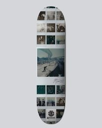 0 Polaroid Nassim 8.2 - Deck for Men  L4DCHMELF8 Element