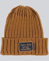0 Pioneers Beanie - Head Wear for Men  L5BNB2ELF8 Element
