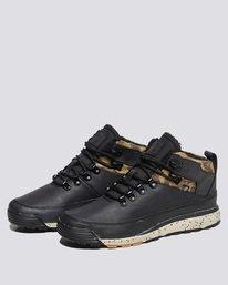 0 Donnelly - botas para Hombre Negro L6DON101 Element