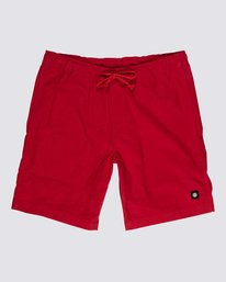 "0 Vacation 19"" Shorts Red M2061EVA Element"