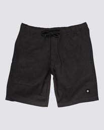 "0 Vacation 19"" Shorts Black M2061EVA Element"