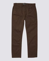 0 Sawyer Pants Brown M309TESW Element